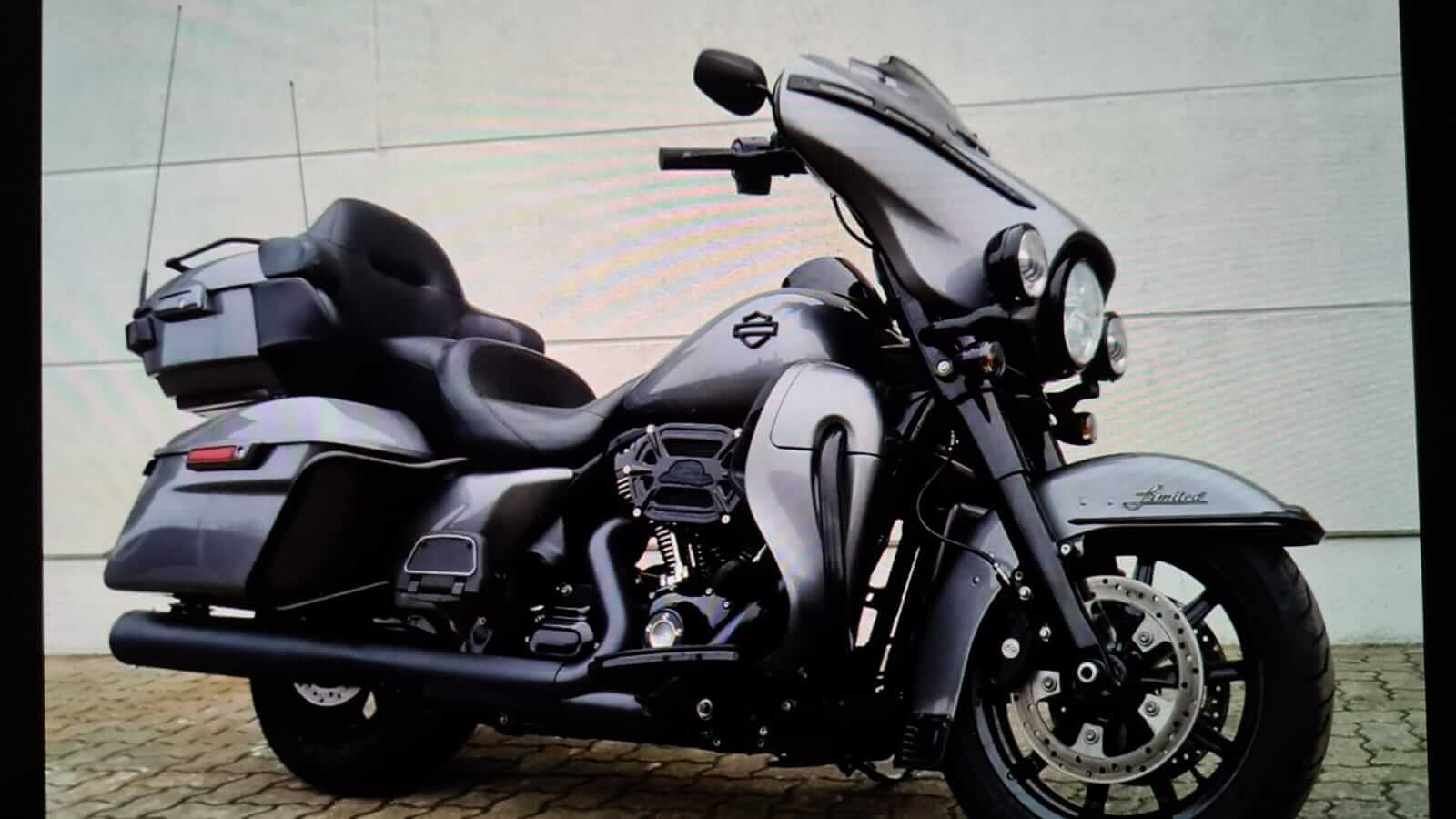 Harley Motorrad