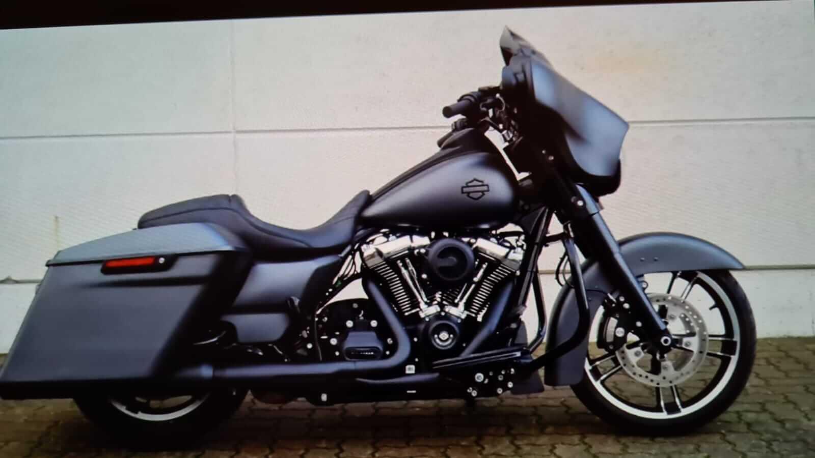 Harley Reparatur